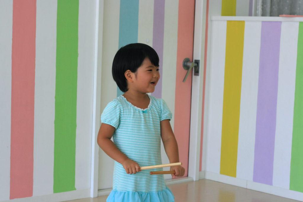 5歳児2拍子基礎リズム