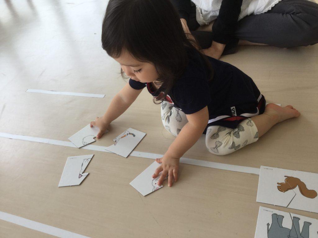 2歳児パズル